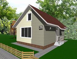 Строительство домов самый дешевый вариант